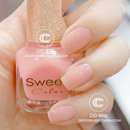 10-Light-Pink-Nail-Designs-2017-2017041009 - 10-Light-Pink-Nail-Designs-2017-2017041009 - Nail Art Designs 2017