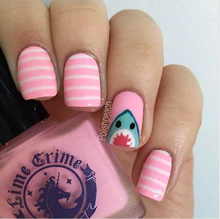 12-Cute-Kids-Nail-Designs-2017041218 - 12-Cute-Kids-Nail-Designs-2017041218 - Nail Art Designs 2017
