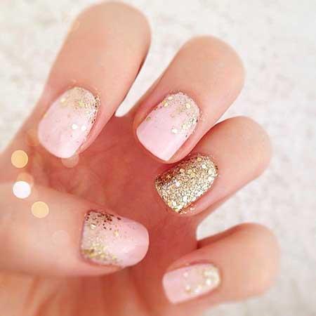 Light Pink Nail Designs 2017 - 14