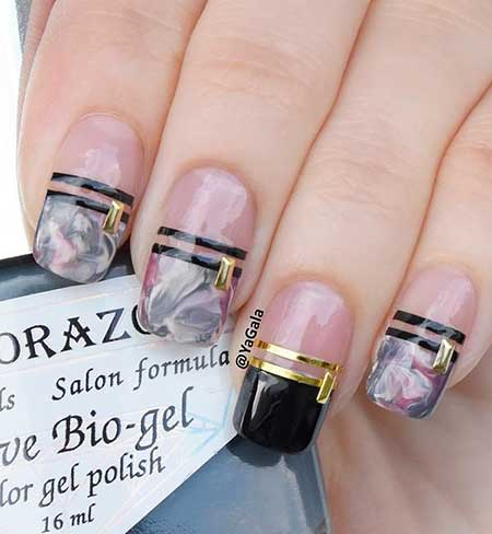 Spring Nail Designs Pictures 2017 - 14