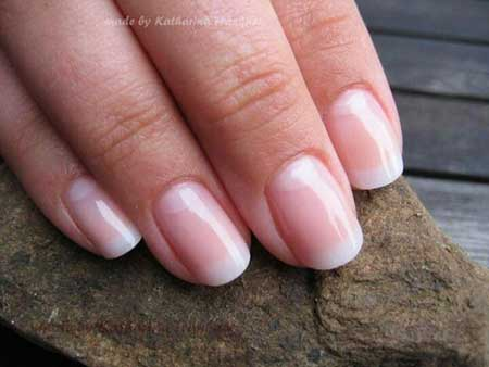 15-Short-Natural-Nail-Designs-2017-2017041053 - Nail Art Designs 2017