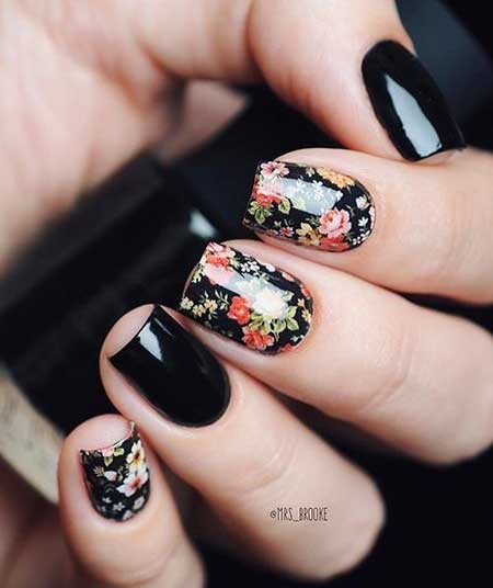 Trendy Spring Nail Designs 2017