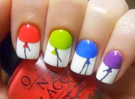 Easy Fun Nail Designs - 18
