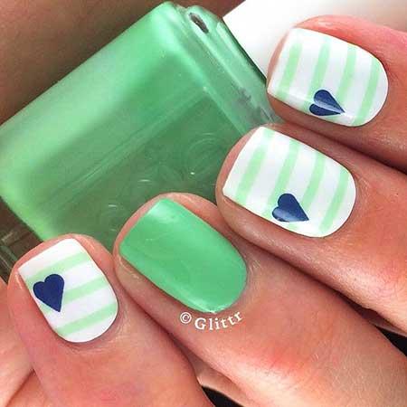 15 cute simple spring nail designs