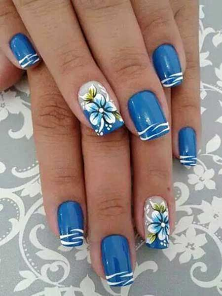 26 New Nail Designs For Spring Nail Art Designs 2017