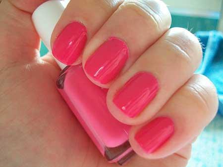 Essie Pink Nail Polish
