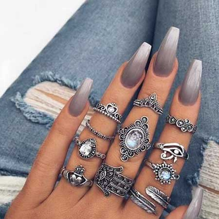 Trendy Nail Designs - 21