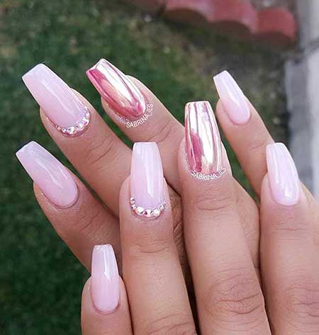Chrome Nail Designs