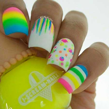 Easter Spring Nail Designs 2017