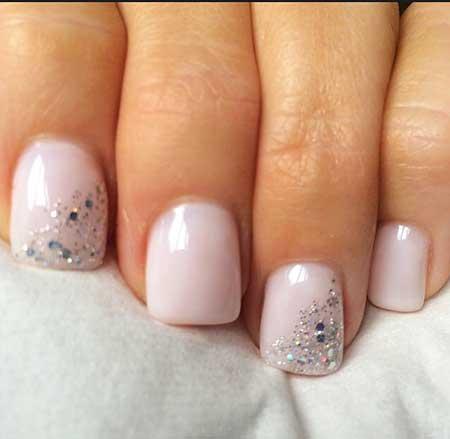 Light Pink Nail Designs 2017