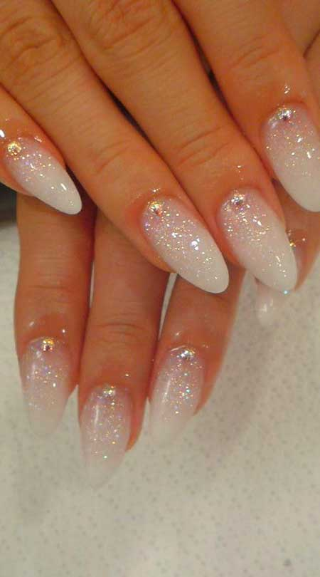 22 Unique Summer Sparkle Nail Designs Nail Art Designs 2017