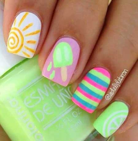7 Cute Kids Nail Designs 2017041213 Nail Art Designs 2017