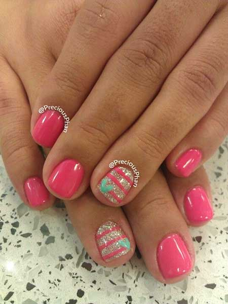 8-Cute-Kids-Nail-Designs-2017041214 - 8-Cute-Kids-Nail-Designs-2017041214 - Nail Art Designs 2017