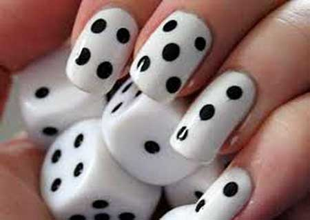 Easy Cute Polka Dot
