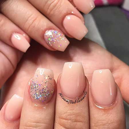 Short Acrylic Nail Designs