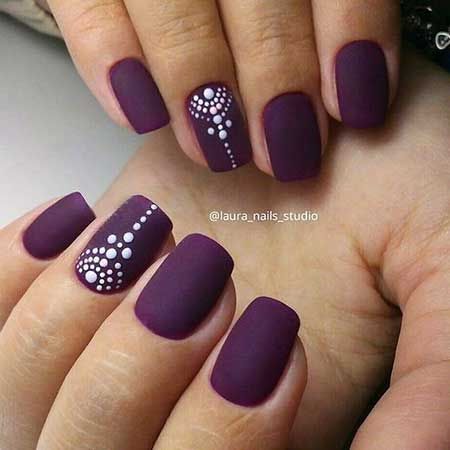 Trendy Nail Art Design