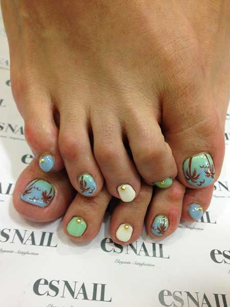 Toe Nail Toe, Pedicures, Art, Toe