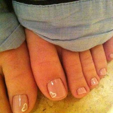Toe Nail, Toe, Wedding Toes, Pedicures, Summer Toes, Weddingnude, Color, Toes