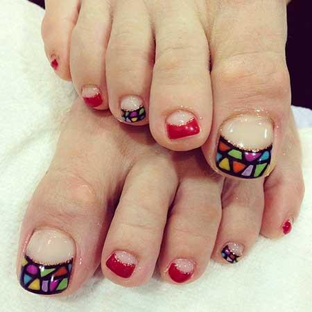 Toe Nail Toe, Art, Pedicures, Toe