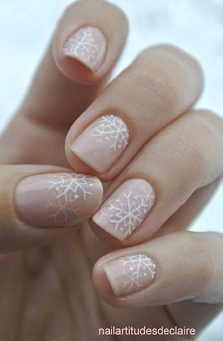 Dding Lace Nail French Manicure, Glitter Nail, Manicures, Snowflake Lace, Snowflake