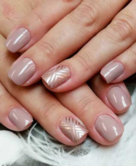 French, Manicures, French Manicure, Christmas Nude Wedding Winter Nude