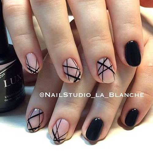 2017 Natural Nail Design - Nail Art Designs 2017