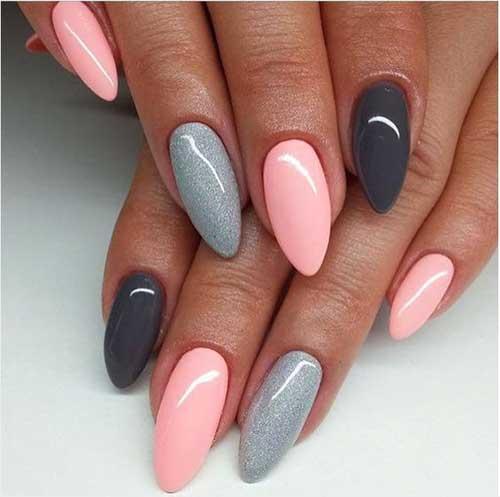 Multi Color Nail Designs-6