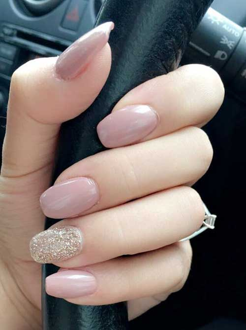 Natural Nail Designs-6 - Natural Style Nail Designs You Should See