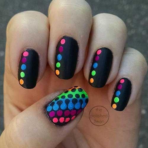 Multi Color Nail Designs-8