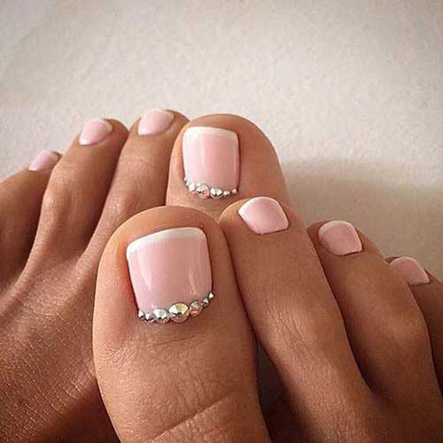 Cute Toe Nail Designs-10