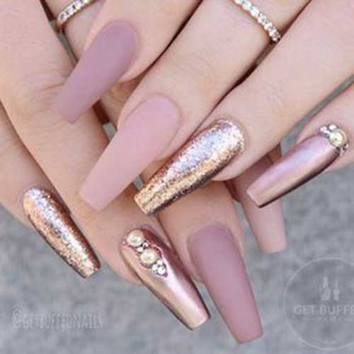 Coffin Nail Designs-10