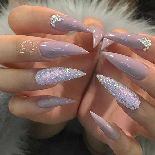 Nude Nail Designs-10