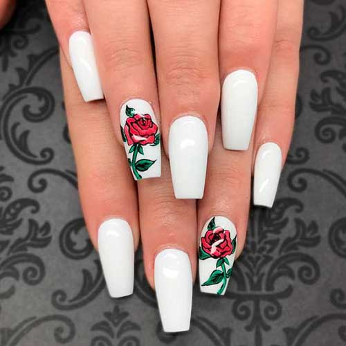 Coffin Nail Designs-11