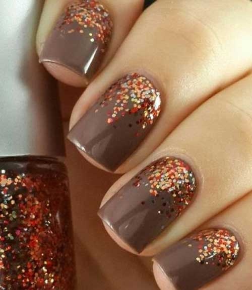 Nail Arts for Fall Season-11