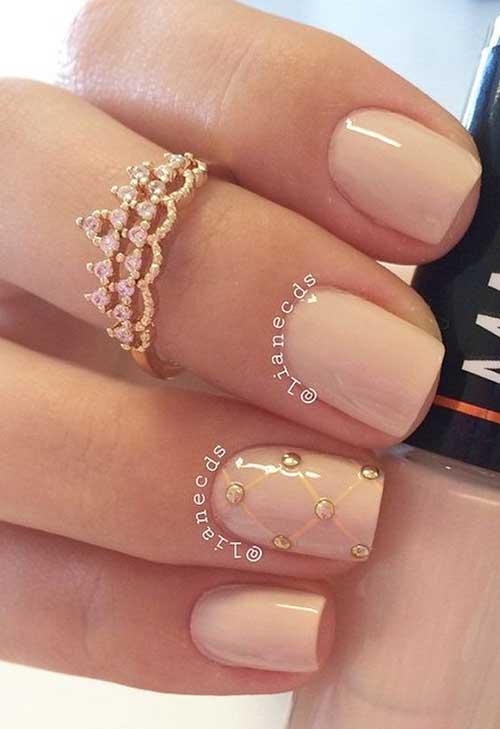 Simple Nail Designs-12