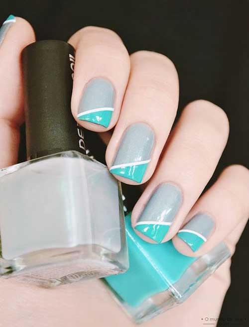 Simple Nail Designs-14
