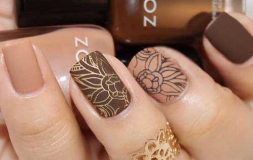 Nail Arts for Fall Season-6