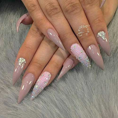 8de color nail designs nail art designs 2017 nude color nail designs prinsesfo Images