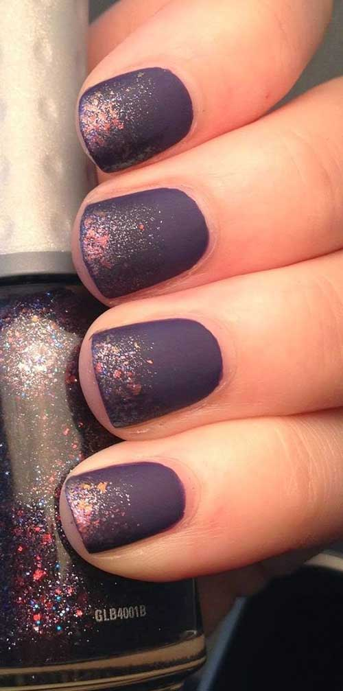 Great Designs with Matte Nail Polish