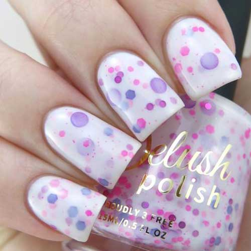 Dot work nail designs you will love prinsesfo Gallery