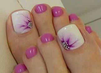 Stylish Toenail Art You Need To Try