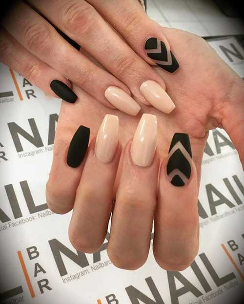 Nude Colored Nail Designs-10