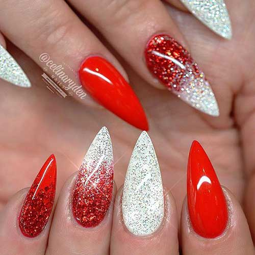 Stiletto Nail Arts-13