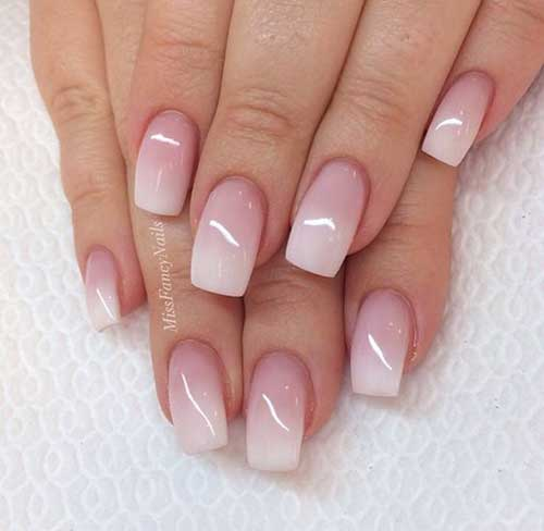 Ombre Colored Nail Designs-15
