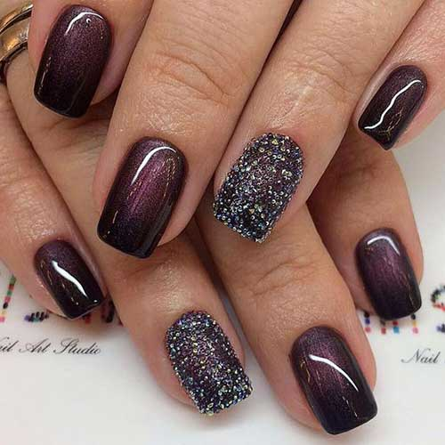 Ombre Colored Nail Designs-6