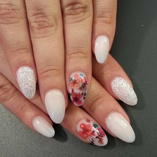 Almond Nail Arts