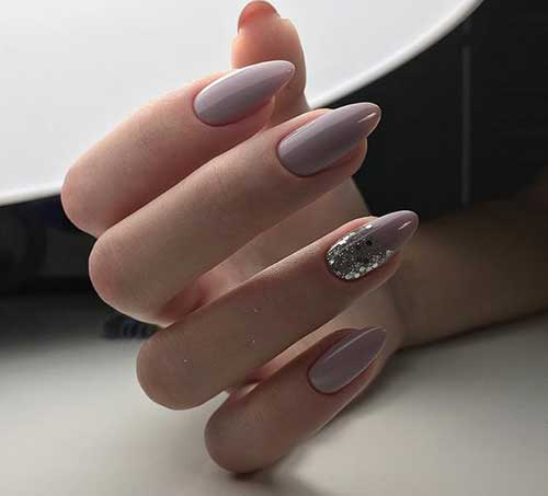 Image result for almond shaped nails designs
