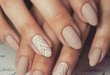 19 simple acrylic nail designs 2017 pretty ideas for nude colored nail designs prinsesfo Gallery