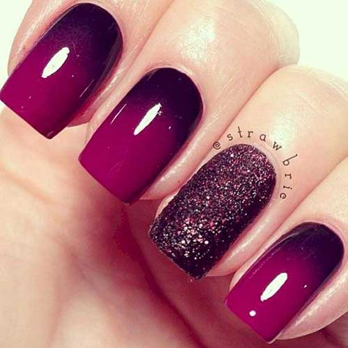 Ombre Nail Colors