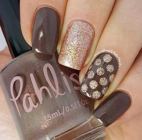 Fall Season Nail Designs-11
